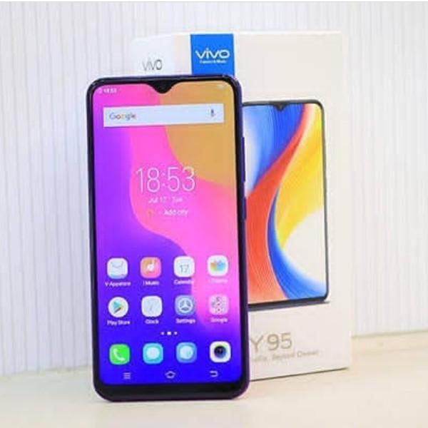 Jual Handphone Vivo Y95 Ram 4gb Merah Republikvivo Tokopedia