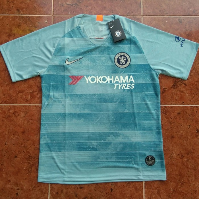 new product a5916 b0361 Jual Jersey Chelsea 3rd 2018/2019 GRADE ORI Official - Kota Banjarmasin -  jersey bola banjarmasin | Tokopedia