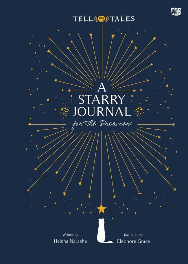 harga A starry journal Tokopedia.com