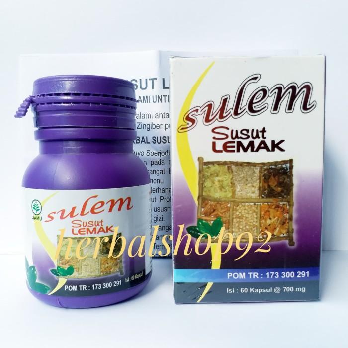 Foto Produk SULEM Susut Lemak | Diet | Pelangsing | Susut Perut dari herbal shop92
