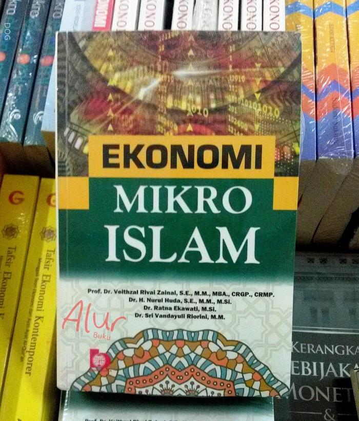 Ebook Ekonomi Mikro Islam