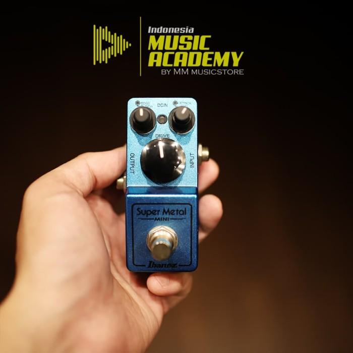 harga Efek gitar ibanez super metal mini efek pedal stompbox Tokopedia.com