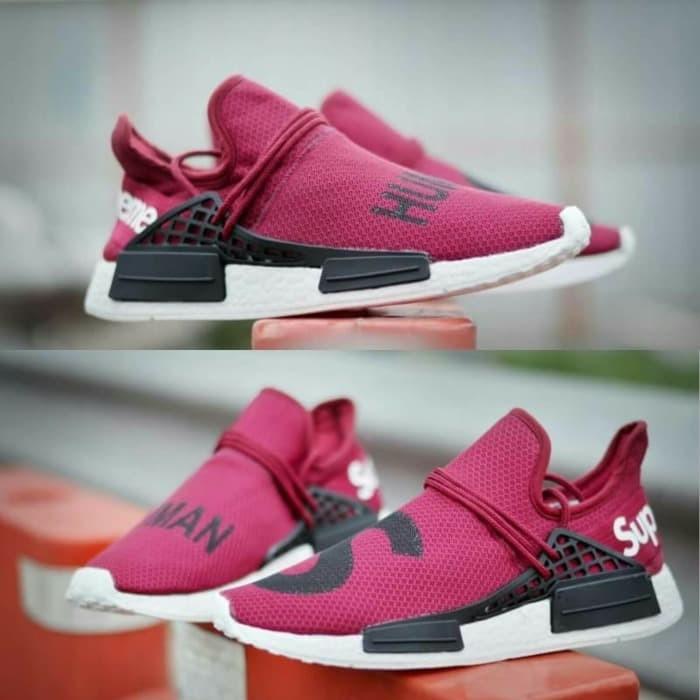 best sneakers 863ef e40f2 Jual ADIDAS HUMAN RACE NMD X SUPREME SEPATU PRIA SLIP ON SPORT SNEAKERS -  DKI Jakarta - Fast Sports | Tokopedia