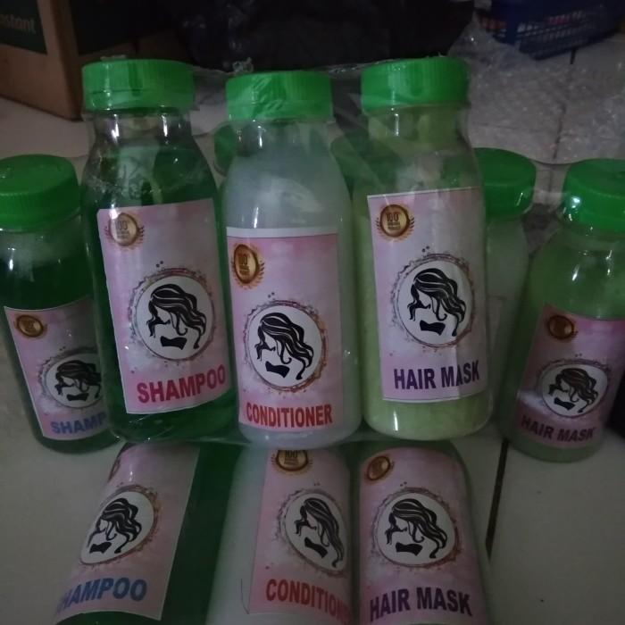 Jual SHAMPOO PELURUS RAMBUT 3IN1 - Big Bag Stores  5f16033382
