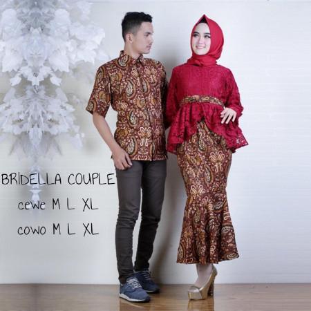 Jual Setelan Kebaya Modern Bridela Sarimbit Kebaya Couple Brukat Rok Duyung Kebaya Navy Kota Bandung Parasayu Store Tokopedia