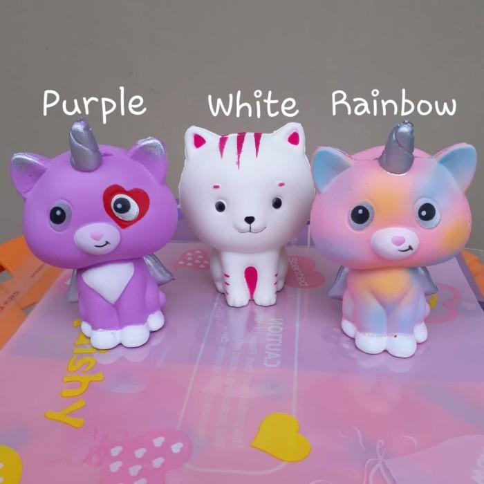 Foto Produk Squishy Cat Kitten Kucing Slow rising Toys mainan anak Lucu cute murah dari mils avenue