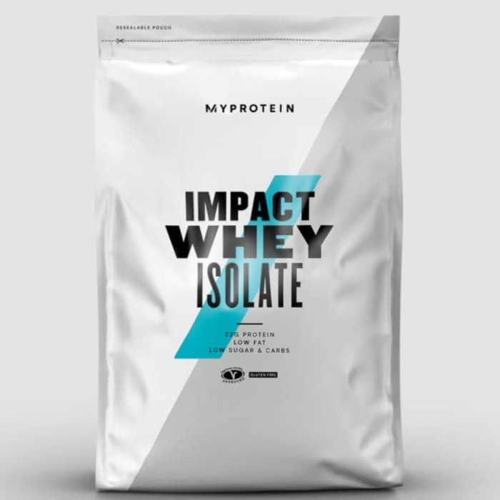 MyProtein Impact Whey Isolate Chocolate 2.5 kg (5.5 lb) from UK
