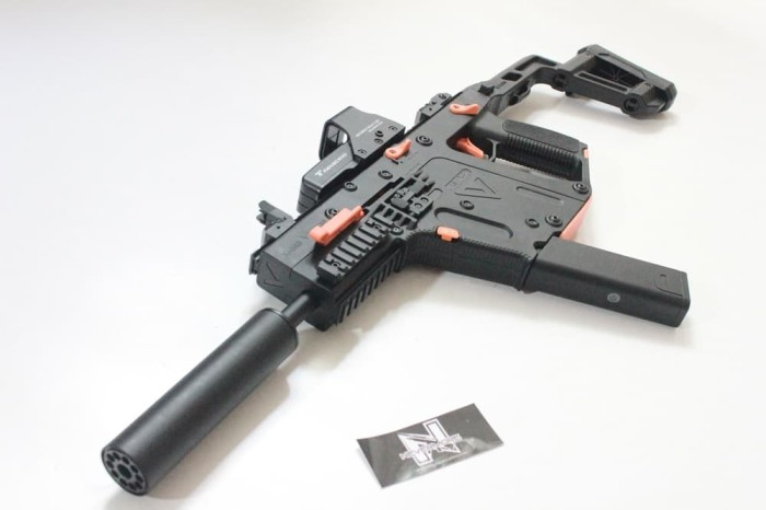 LH The SV Kriss Vector V2 ( Extreme Edition ) MAG FED Water Gel Gun