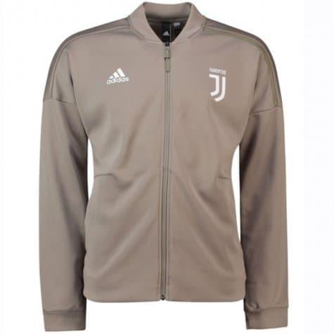 jaket bola Juventus away abu Grey 2018/2019 Grade ORI import