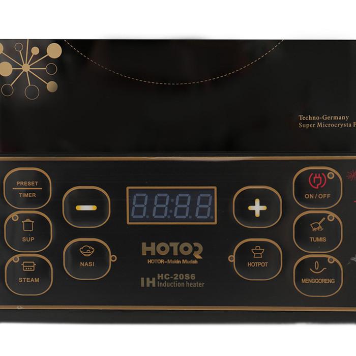 Kompor Listrik Elektrik / Induksi Hotor Induction Cooker HC 20S6