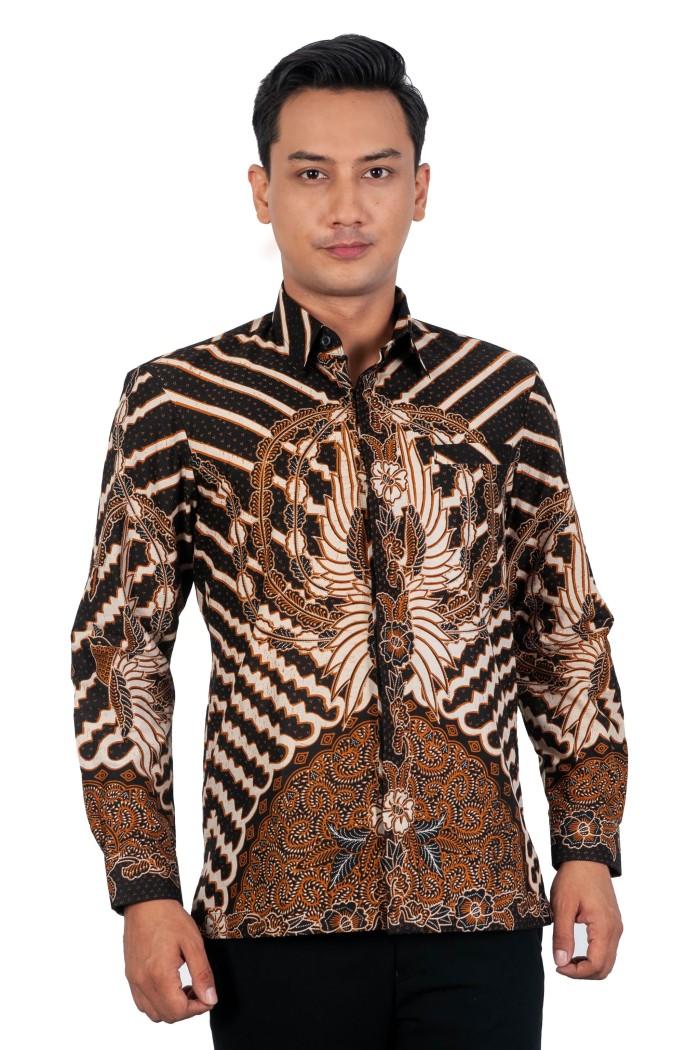 Jual Batik Hem Kemeja Lengan Panjang Jaler By Anne Avantie 6405659a Kota Semarang Jaler By Anne Avantie Tokopedia