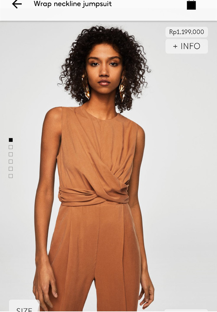 MdnTokopedia Not Zara Jual Blouse Halter amp;g Mango Dress Medan store Kota Original G Bikini Woman Jumpsuit Neck knOP0w