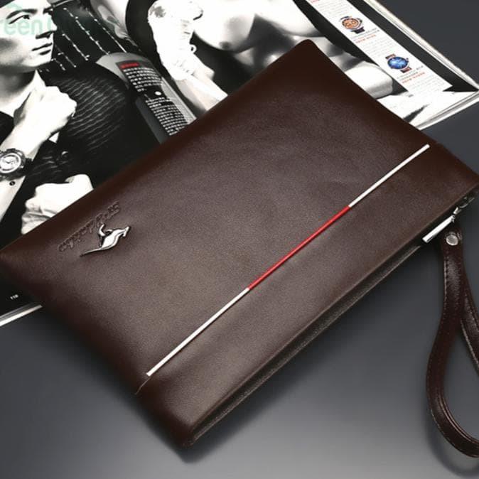 Jual Tas Tangan Pria Wanita Polo Dompet Clutch Bag Handbag c5afd1f898f4f