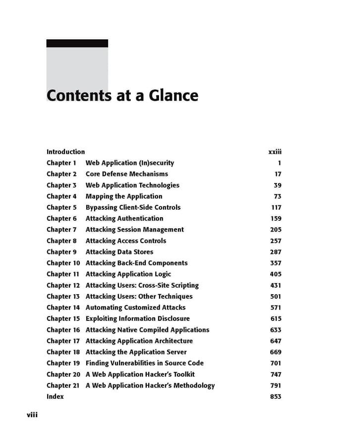 Web Application Hackers Handbook 3rd Edition Pdf