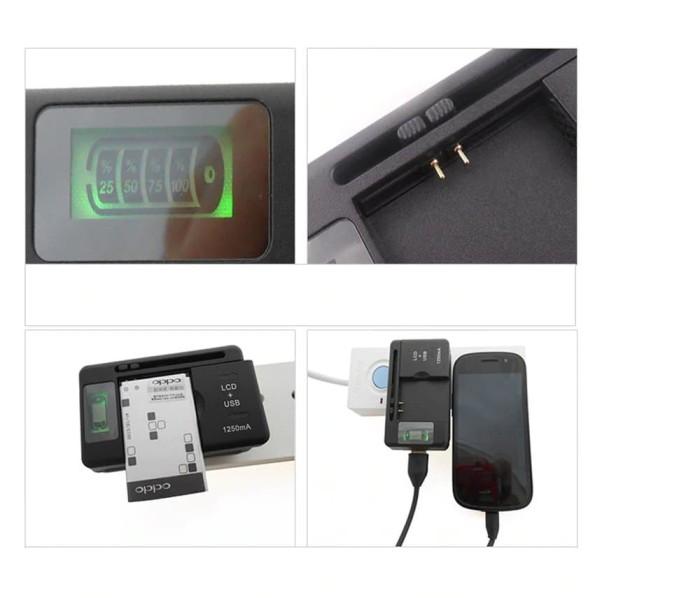 harga Universal battery baterai charger semua handphone smarthpone Tokopedia.com