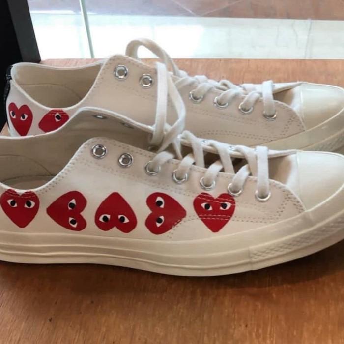 Jual sepatu converse love - - liviani18 oLshop  46615fcad1
