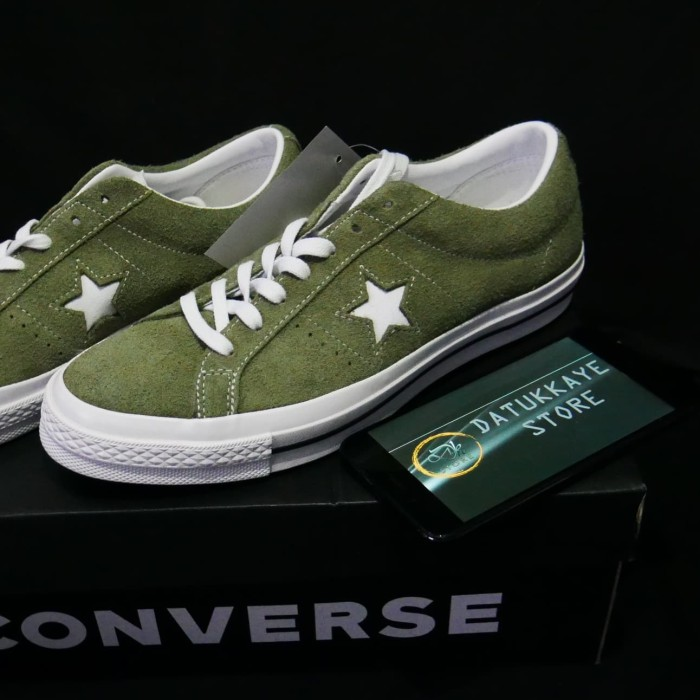 b10a0da684e3ec Jual Converse One Star OX Field Surplus (Original 100%) - Kota ...