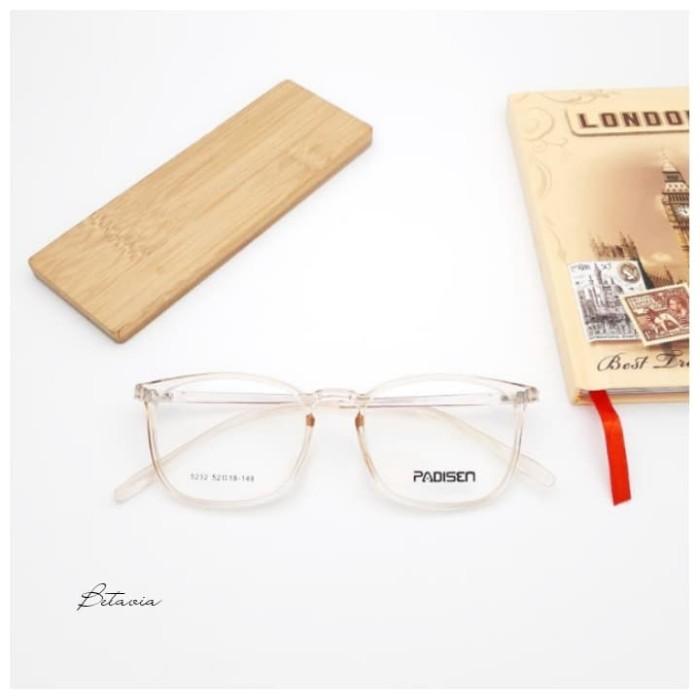 Frame kacamata minus original padisen flexi + lensa antiradiasi 24237f5725
