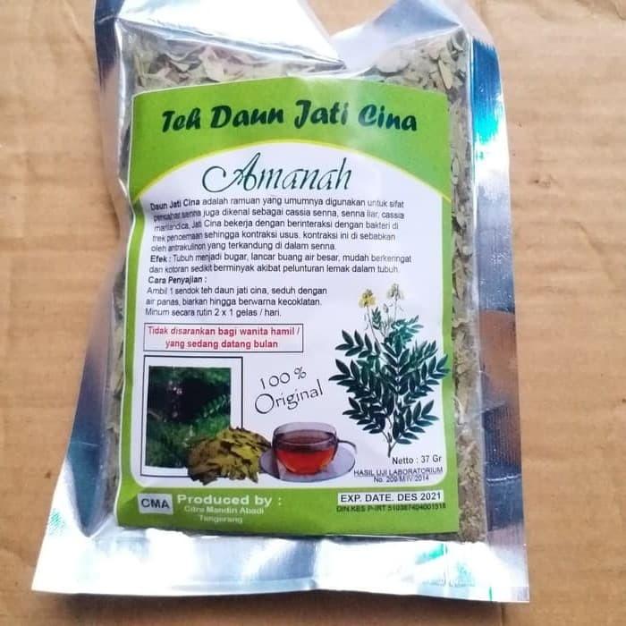 Foto Produk Teh Daun Jati Cina | Diet | Pelangsing dari herbal shop92