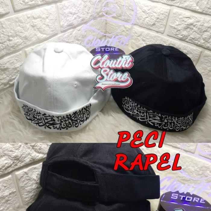 cbb1a825 ... harga Peci topi tauhid brimless kupluk miki hat mikihat Tokopedia.com