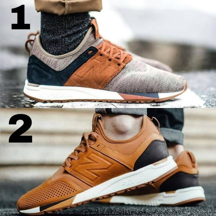 Jual New Balance NB 247 Edition Man Premium Sepatu Sneakers Kuliah ... 8dfd1bc8c8