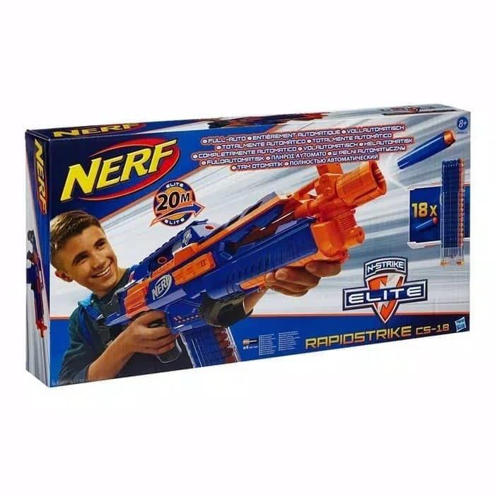 harga Nerf n-strike elite rapidstrike Tokopedia.com