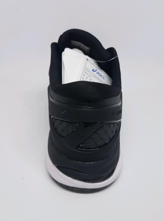 Jual promo Sepatu Running.Gym.Volly Asics Gel Kayano 24 Black White ... 8868cd30ee