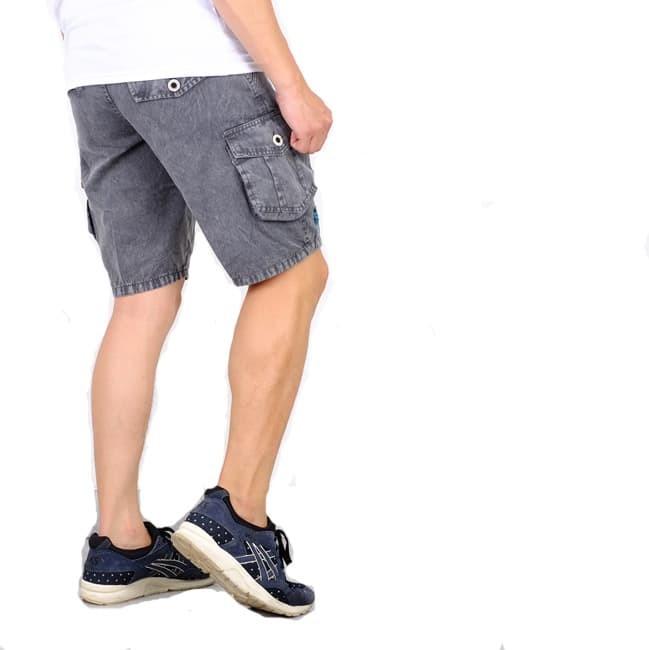 harga Kargo cargo polos celana pendek pria laki laki pendek krem creme khaky Tokopedia.com