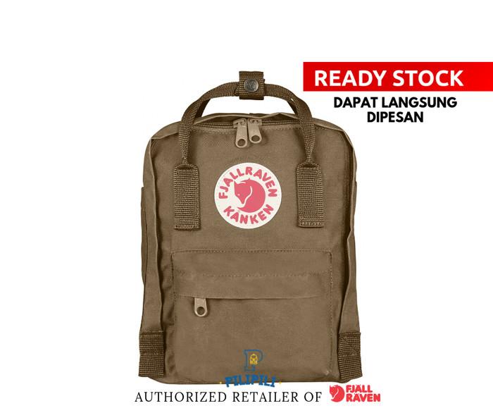 Tas ransel kanken mini original sand backpack