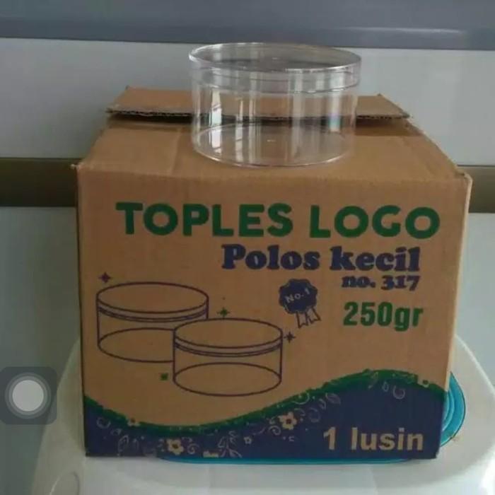 Jual Toples Logo Bulat 250gr Per Lusin