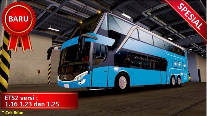 Jual Euro Truck Simulator 2 ETS2 Mod Indonesia Lengkap - DKI Jakarta -  Firstlast | Tokopedia