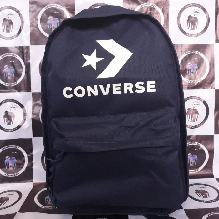 0cba1b529243 Jual Converse Backpack EDC 22 Navy Original - dreamproject sneakers ...