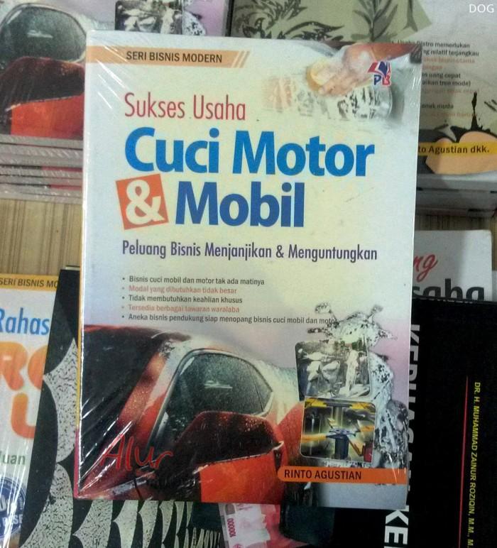 Rincian Biaya Usaha Cuci Motor Dan Mobil - Seputar Usaha