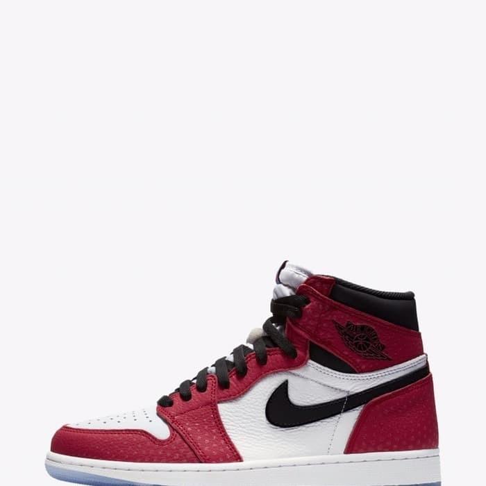 cheap for discount ebd7d 79d1c Sepatu Nike Air Jordan 1 x Spiderman (ori)