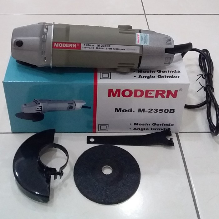 harga Mesin gerinda modern m2350b Tokopedia.com