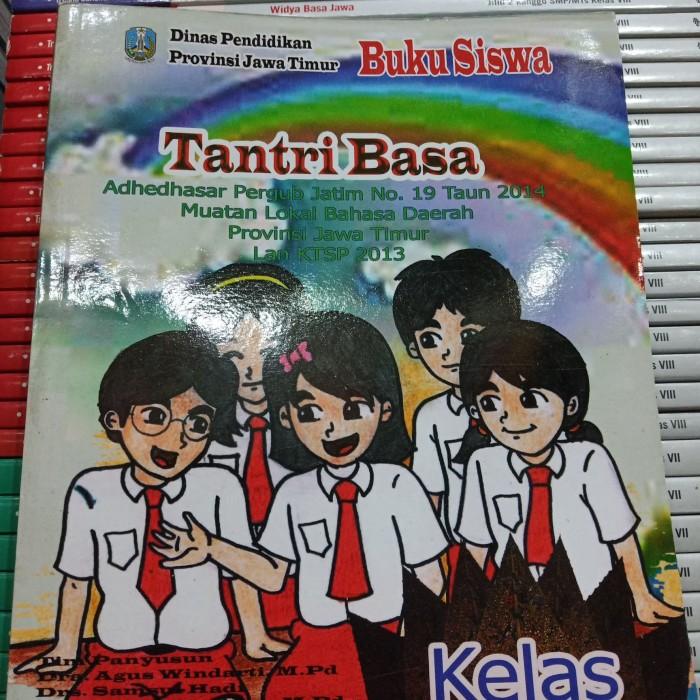 Jawaban Buku Basa Jawa Kelas 3