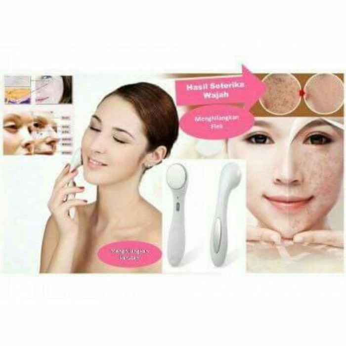 Setrika Wajah Ion Massager Postingan Facebook Source · Setrika Wajah Ion Face Massager Skin Care