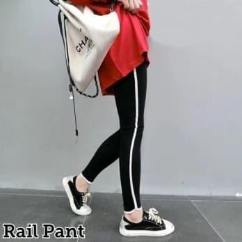 Jual Pakaian Celana Panjang Wanita Celana Legging List Model Terbaru Jakarta Barat Qithishop Tokopedia