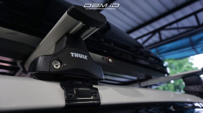 Jual Roof Rack Thule Di Surabaya - 12.300 About Roof