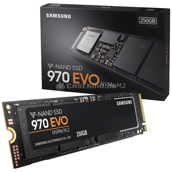 Foto Produk SAMSUNG SSD 970 NVMe. M.2 250GB dari TIWARA