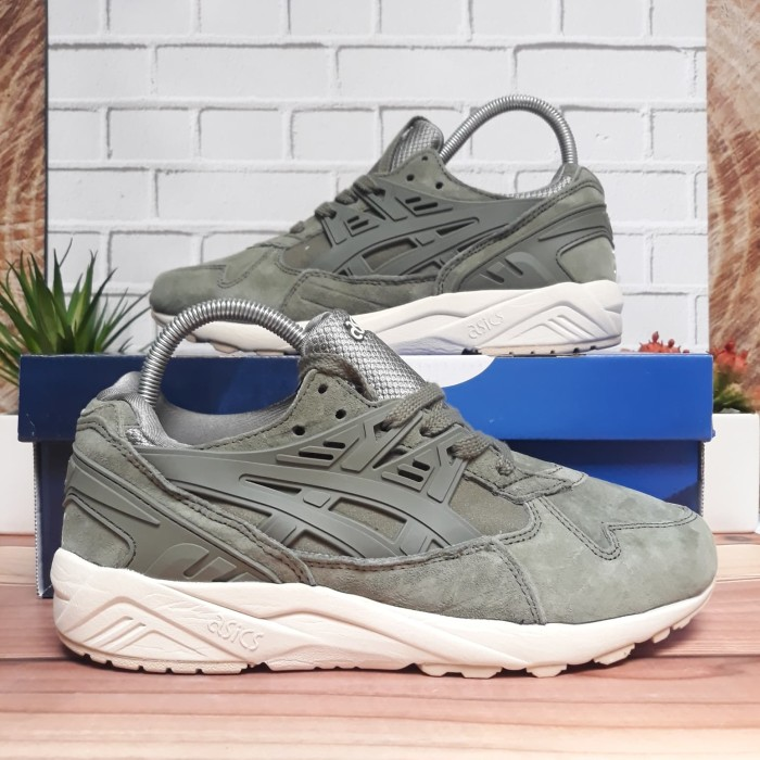 new product 56aaf b3500 Jual Asics Gel Lyte Kayano Trainer Olive Green - , - Kota Bandung -  Ayaqqabi_sneakers | Tokopedia