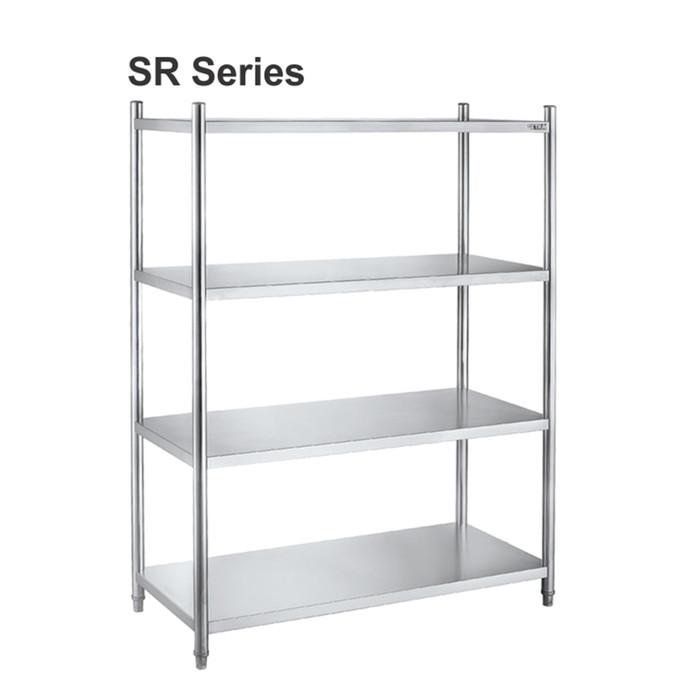 Stainless Steel Storage Rack Sr 180