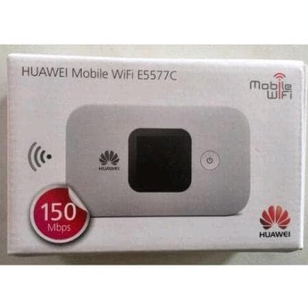 Best Seller Modem Wifi/Mifi Huawei E5577 Unlock All Gsm 4G Bukan Xl Go