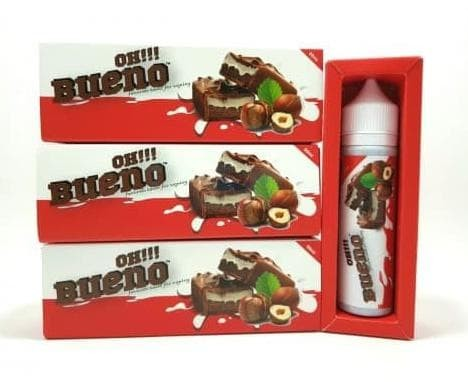 Beli Oh Bueno - 60Ml 3Mg Premium Liquid Malaysia Vape Vapor Vaporizer