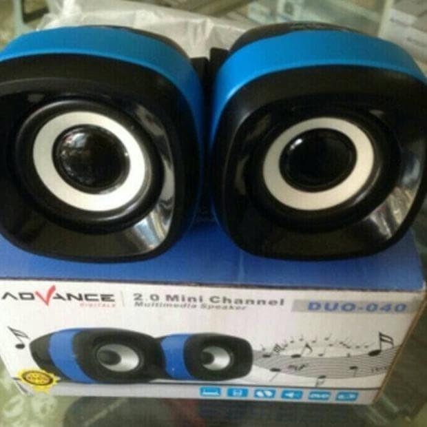 Speaker Advance Duo 40/Speker Laptop Murah Termurah