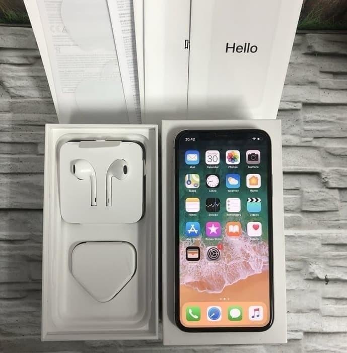 f9887c94aac2 Jual BARANG READY Iphone x 256Gb LANGSUNG DI KIRIM - yunita seluler ...