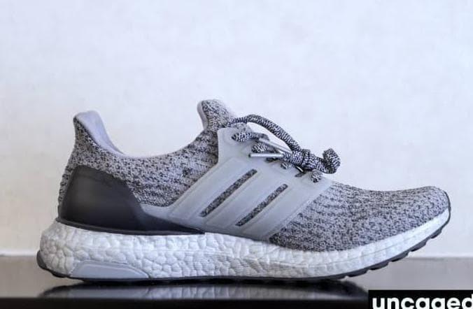 Adidas Ultra Boost 3.0 Silver Pack Super Bowl NWT