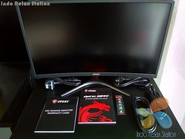 Jual PROMO Terlaris - MSI Optix G24C Full HD FreeSync Gaming Monitor - Kota  Batam - chiu_printer_2183   Tokopedia