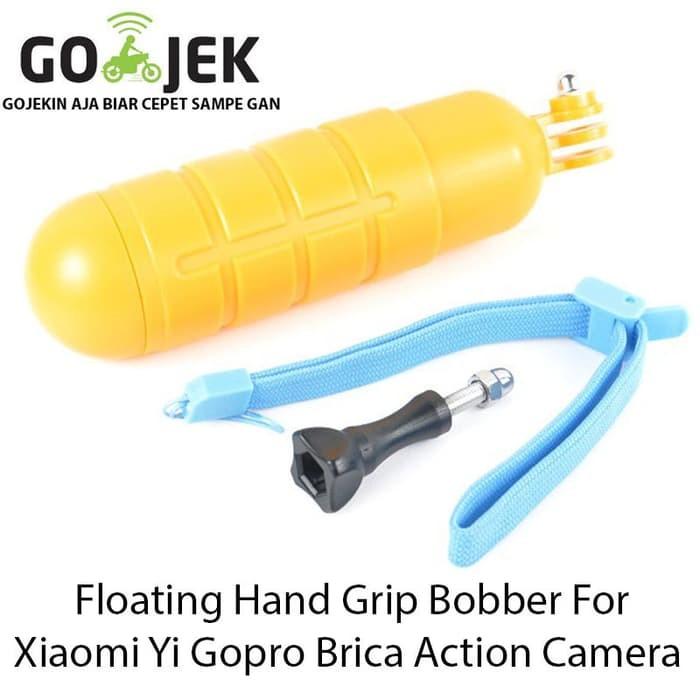 PROMO-Floating Hand Grip Bobber for GoPro, Yicam, SJCam