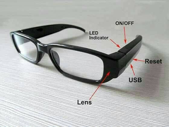 Jual PROMO-Spy Camera Glasses 720P HD - Kamera Pengintai Model ... 921248ea5b